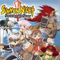 Summon Night: Swordcraft Story game