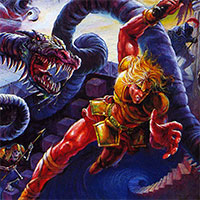 Super Castlevania 4 game