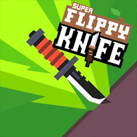 Super Flippy Knife game