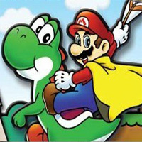 Super Mario World: Super Mario Advance 2 game
