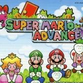 Super Mario Advance game