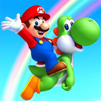 Super Mario Bros. Enhanced game