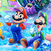 Super Mario Dream World