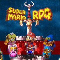 Super Mario RPG game