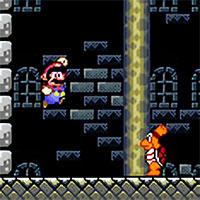 Super Mario World Master Quest game