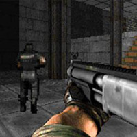 Super Sergeant Shooter game