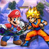 Super Smash Flash 2 - Free Online Game - ArcadeHole com