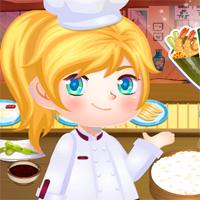 Sushi Rush game