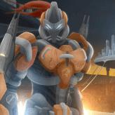 Savage War Bots game