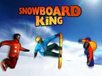 Snowboard King game