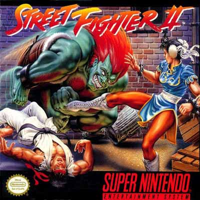 Street Fighter 2: The World Warrior game