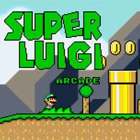 Super Luigi Arcade game