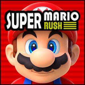 Super Mario Run game