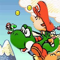 Super Mario World 2 – Yoshi's Island game