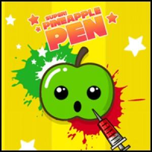 Super Pineapple Pen game
