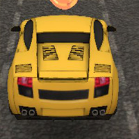 Supercar Endless Rush game
