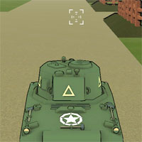 Tanks Battlefield game