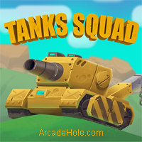 Tanks Squad game