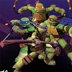 Teenage Mutant Ninja Turtles: Mouser Mayhem game