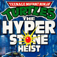 Teenage Mutant Ninja Turtles: The Hyperstone Heist game