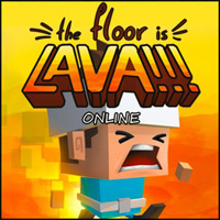 The Floor is Lava Online game