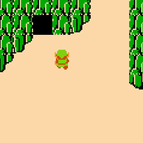 The Legend of Zelda game