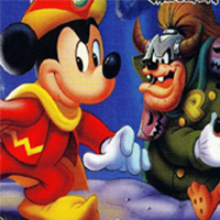 The Magical Quest Starring Mickey Mouse game