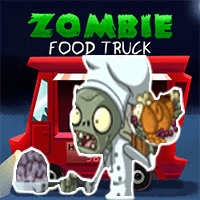 The Zombie Food Truck game