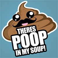 Theres Poop in my Soup 2 game