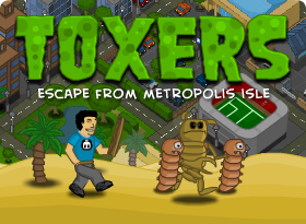 Toxers game