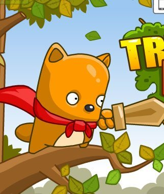 Treehouse Hero game