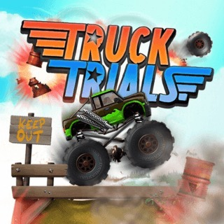 Truck Trials game