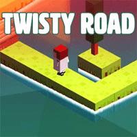 Jogo Twisty Road Online Gratis