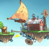 The Flying Farm game