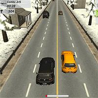 Traffic Road game