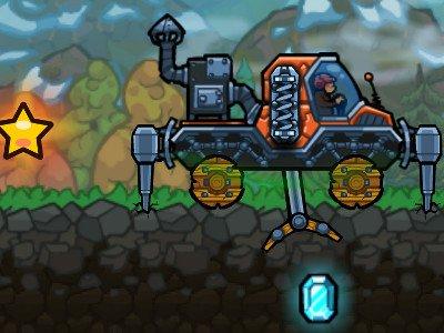 Treasure Truck game