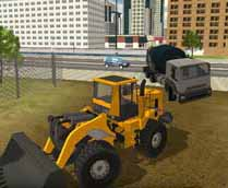 Truck Simulator game