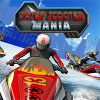 Water Scooter Mania game