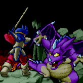 Wonder Boy in Monster World game