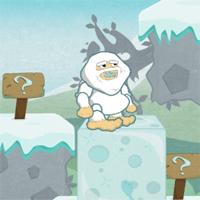 Yeti's Adventure game