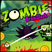 Zombie BrainSlash game