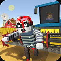 Zombie Harvester Rush game
