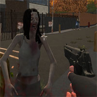 Zombie vs Janitor game