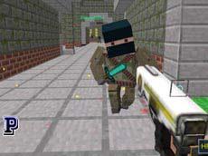 Zombie Blockfare Of Future game