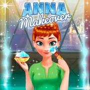Anna Makeover game