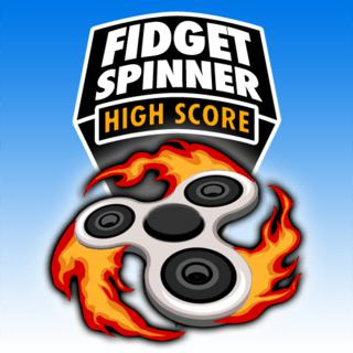 Fidget Spinner High Score game