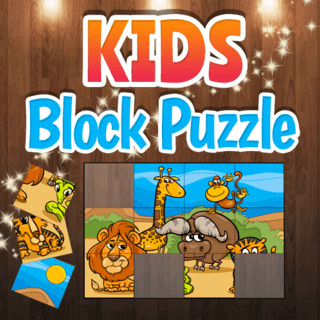 Kids Block Puzzle game