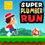 Super Plumber Run game