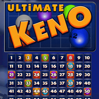 Ultimate Keno game
