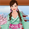 Fashion Studio – Kimono Dress game